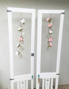 Arbour doors