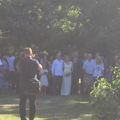 Tabitha & Ben ceremony